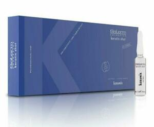 Salerm Cosmetics Keramix Keratin Shot 12 phials (Anti Frizz Natural Keratin)