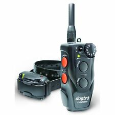 Dogtra COMBO Remote Dog Training Collar 8 stimu levels Waterproof 20lb+ Auth Dlr