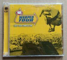VANS WARPED TOUR 2003 Tour Compilation CD POP ROCK Glassjaw Poison The Well NOFX