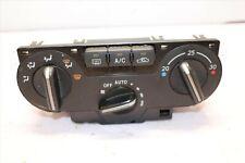 JDM 02-05 Subaru Impreza WRX STi oem climate Control Knob Panel  A/C Heater