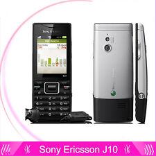 J10 Sony Ericsson Elm J10i2(Unlocked)Bar CellPhone 5.0MP Bluetooth 3G WIFI GPS