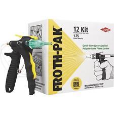 3 Pk Froth-Pak Cream Color 12 Board Feet Spray Foam Sealant System 308900