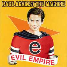 Rage Against the Machine - Evil Empire (Explicit) CD Produced By Brendan O'Brien