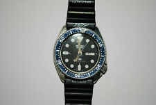 ORIGINAL SEIKO 7548-7000 vintage quartz diver watch