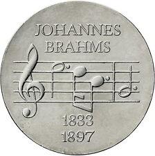 DDR 5 Mark 1972 Johannes Brahms