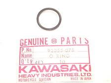 """Nos KAWASAKI 92055-078 NEUTRAL POSITION """"O"""" RING KD80 KX80 KZ400 1EA"""