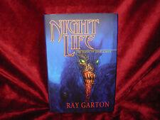 NIGHT LIFE, Ray Garton, NEW 1st edition hc, signed, Subterranean Press 2005