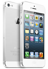 NEW in BOX APPLE iPhone 5 16GB WHITE & SILVER VERIZON LOCKED SMARTPHONE