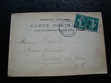 FRANCE - carte 1911 (cy23) french