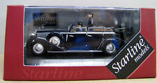 Starline Models1/43Lancia Astura IV Serie Ministeriale-1938 With 3 Figure