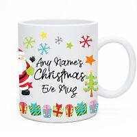 Personalised Christmas Eve Mug For Kids Perfect Xmas Gift Idea For Boys & Girls