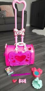 Disney Minnie Mouse Happy Helpers Pet Carrier Pink Kids Toy