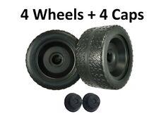 Power Wheels Lightning McQueen Front and Rear Wheels Kit Set 4 Pack