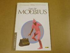 PANINI COMICS LE MONDE DE LA BD N° 16 / MOEBIUS - L'ART DE MOEBIUS