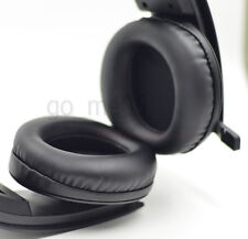 Earpads cushion Ear pads for SONY PS3 Wireless Stereo CECHYA-0080 headphones PU