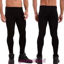 Leggings hombre pantalones sudor caldi eslásticos pitillo ajustado nuevo LR-810