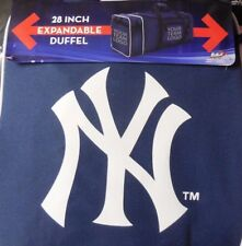 MLB NEW YORK YANKEE DUFFEL BAG