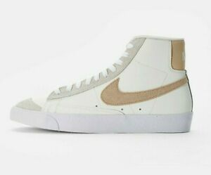 NIKE Blazer Mid '77 high-top trainers - size UK 10.5