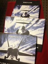 Breitling Sales Book Catalog Products Instructions 2009/2010 Mint Handbook