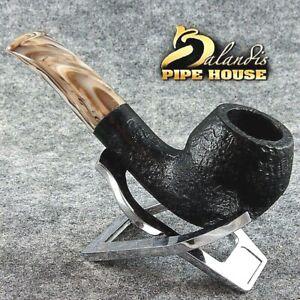 Original BALANDIS EXKLUSIV Pfeife Rauchen Tabakpfeife MARCAN BLACKER Bruyere