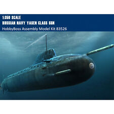 HobbyBoss 83526 1/350 Russian Navy Yasen Class SSN Attack Submarine Model Kits