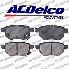 Disc Brake Pads Ceramic Rear For Toyota Corolla Matrix Prius Yaris