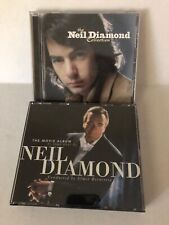 Neil Diamond Lot of 3 CD's - Movie Album & Collection