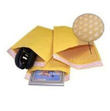"250 #0 6x10"" Kraft Bubble Mailers Shipping Padded Envelopes Self-Seal Bubbles"