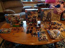 LEGO KNIGHTS KINGDOM LOT 8778 8875 8874