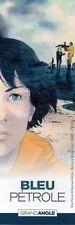 Bleu pétrole - Marque-page - Fanny Montgermont