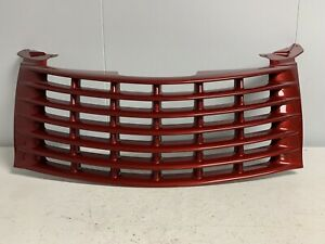 2001-2005 Chrysler PT Cruiser Front Grill Grille Assembly Red OEM New 5080979AA