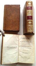 CHABOT de L'ALLIER. Commentaire sur la loi des successions - Paris, 1818, 3 vol.