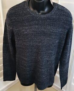 $98 Michael Kors Men's Pullover Sweater, Charcoal Mel - Size Medium - New w/Tags