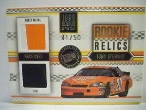 2006 Tony Stewart Optima Rookie Relics Car