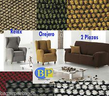 Funda sofa elastica para 1,2,3,4 plazas orejero, relax, sillas, cover sofabezug