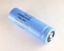 2x 8700uF 40V Large Can Electrolytic Aluminum Capacitor 8700mfd 8,700 40VDC