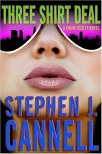 Three Shirt Deal: A Shane Scully Novel (Shane Scully Novels) Cannell, Stephen J