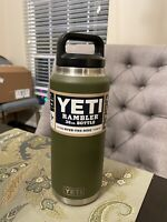 YETI Rambler Bottle 36 oz Olive Green (Discontinued) RARE!