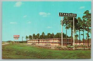 Valdosta Georgia~Interstate 75 Motor Lodge~Vintage Postcard
