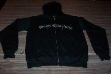 GOOD CHARLOTTE Band ZIPPERDOWN HOODIE HOODED Sweatshirt SMALL NEW