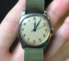 Longines, montre militaire / military watch, montre mécanique / mechanical watch