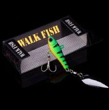 Walkfish Wobbler Spinnerbait Jigmaster 21,8g Barsch Zander Hecht