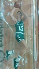 JOHN HAVLICEK, NBA LEGENDS 56, GREEN JERSEY MCFARLANE, BOSTON CELTICS
