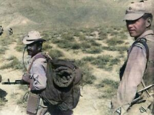 Soviet Army backpack 40 liters for Special Forces GRU Spetsnaz KGB Afghan War