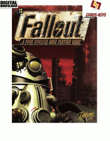 Fallout A Post Nuclear Role Playing Game STEAM Download Key Code [DE] [EU] PC