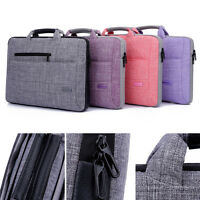 """Luxury 15.6"""" Laptop Notebook Ultrabook Cover Case Sleeve Bag For HP DELL IBM"""
