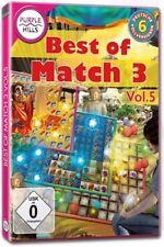 Best of Match 3 Vol.5 (Purple Hills)      PC      !!!!! NEU+OVP !!!!!