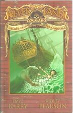 Escape From Carnivale NEVER LAND Peter and the Starcatchers BARRY Pearson BOOK
