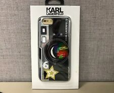 KARL LAGERFELD TRAVEL CAMERA CASE for iPhone 6/6s