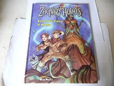 ZACHARY HOLMES di TRILLO/BOBILLO- Fumetto CARTONATO Ed.FREE 2004- A6
